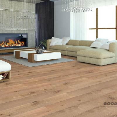 European White Oak ABCD UV Oiled